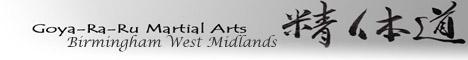 Goyararu Martial Arts Birmingham